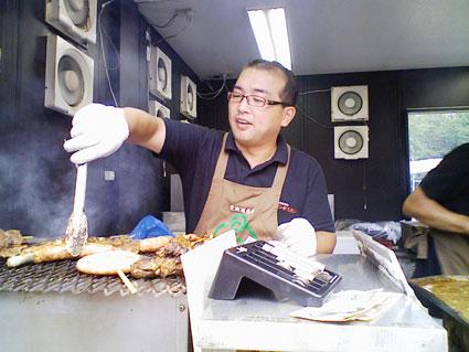 オータムフェスト2012松尾ジンギスカン