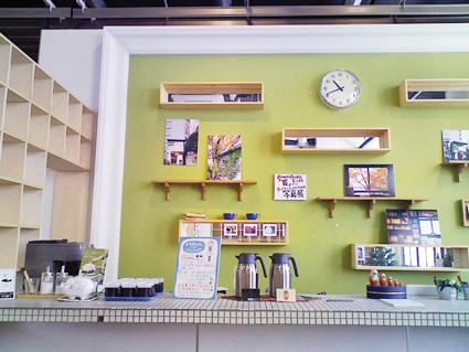 小樽文学館カフェ
