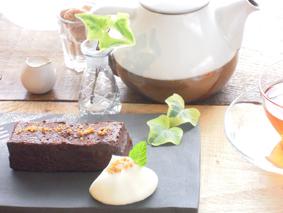 カフェエデンチョコレートケーキ