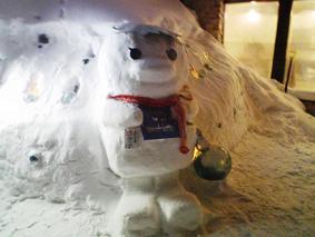 2013雪あかりの路運がっぱ