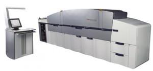 アイムのオンデマンド印刷機