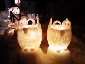 小樽雪あかりの路2011