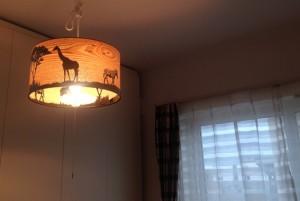 子供部屋の照明