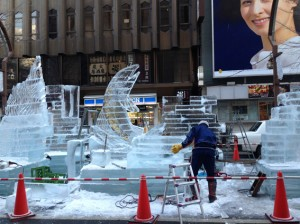 すすきの氷の祭典