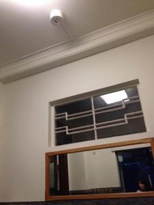 デザインされた窓