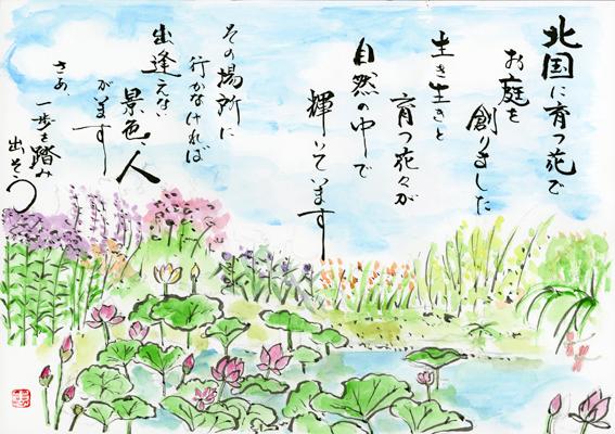 ノームの庭〈絵/やまやえみこ〉