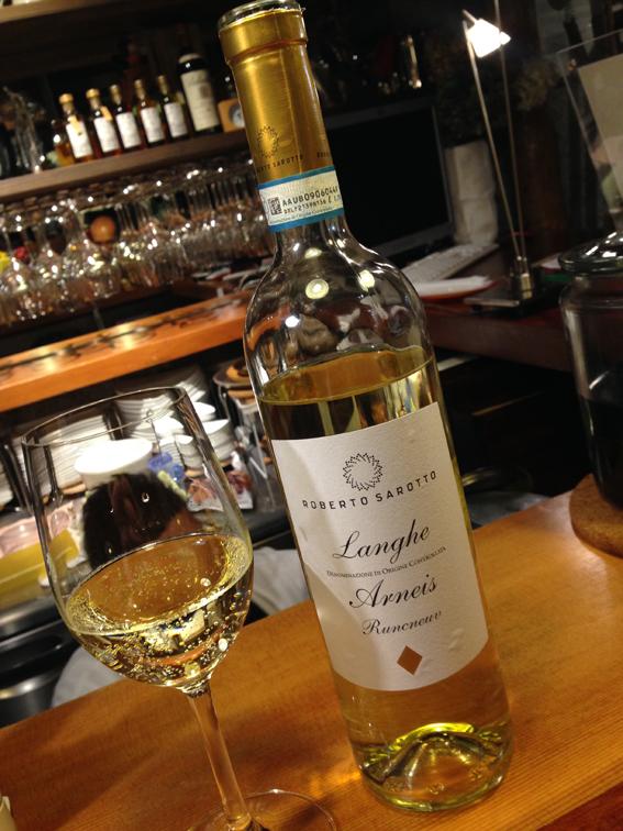おすすめ白ワイン!
