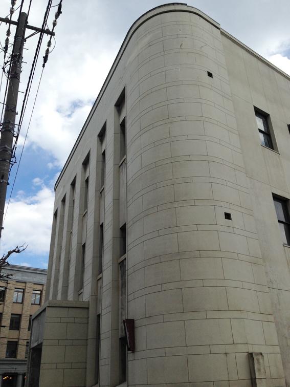 旧第一銀行小樽支店の外観