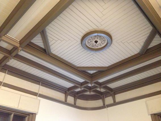 素敵な天井