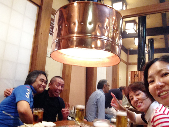 焼き肉食べ放題・ビール飲み放題!