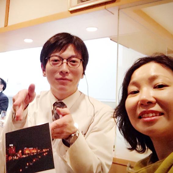 安川さんと小樽の写真集!