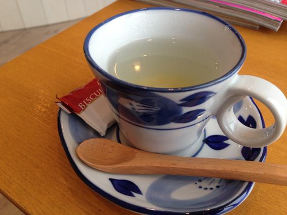 ホット蜂蜜レモン茶!!