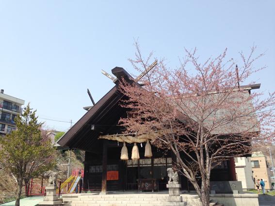 神明造の龍宮神社