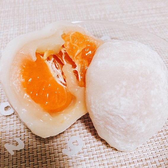 游菓の冷凍みかん大福