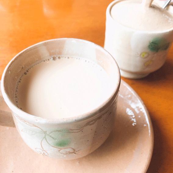 まったりカフェオレ〜〜〜