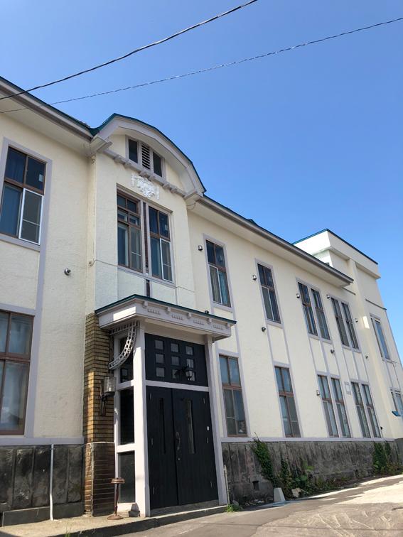 築100年を超える建物でのゲストハウス