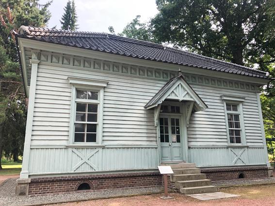 博物館事務所