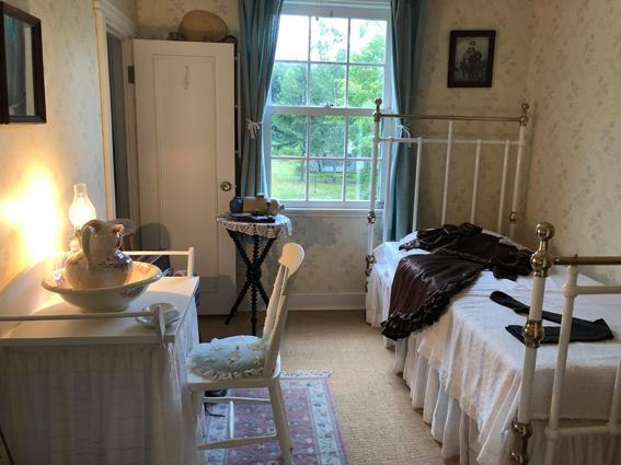 グリーンゲイブルスの2階 アンの部屋