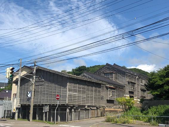 国の重要文化財「旧中村家住宅」