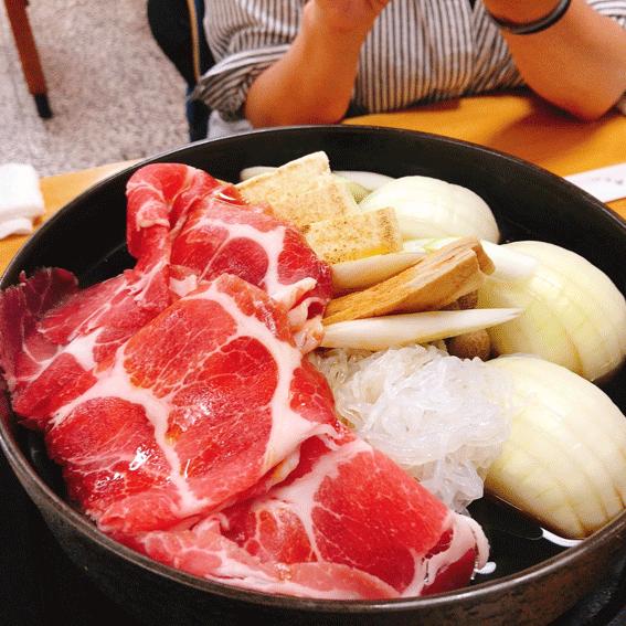 のざきで肉鍋!
