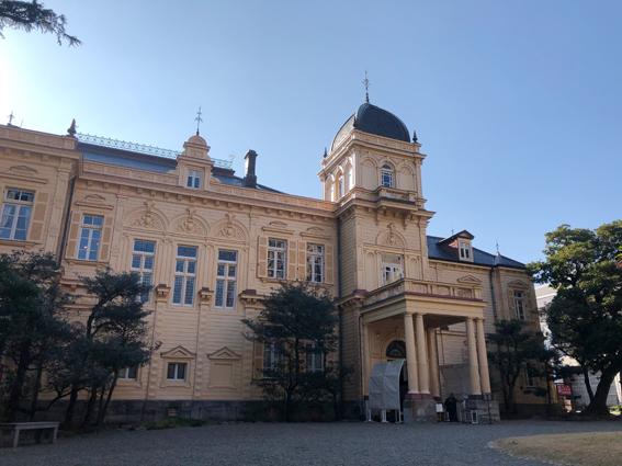 国指定重要文化財 旧岩崎邸