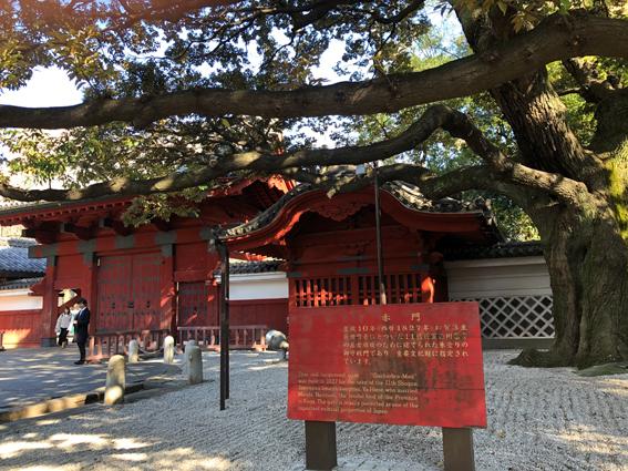 国指定重要文化財 東京大学赤門