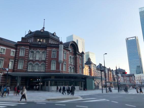 明治時代を代表する建築家・辰野金吾設計の東京駅
