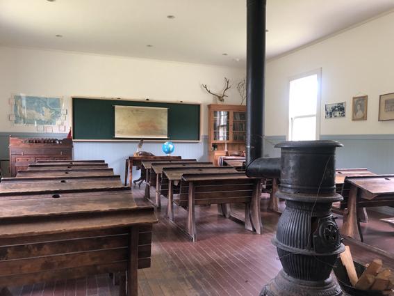 アンの小学校