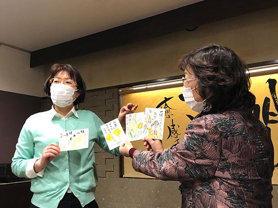 知佳子さんの発表