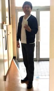 短パンTシャツ04直