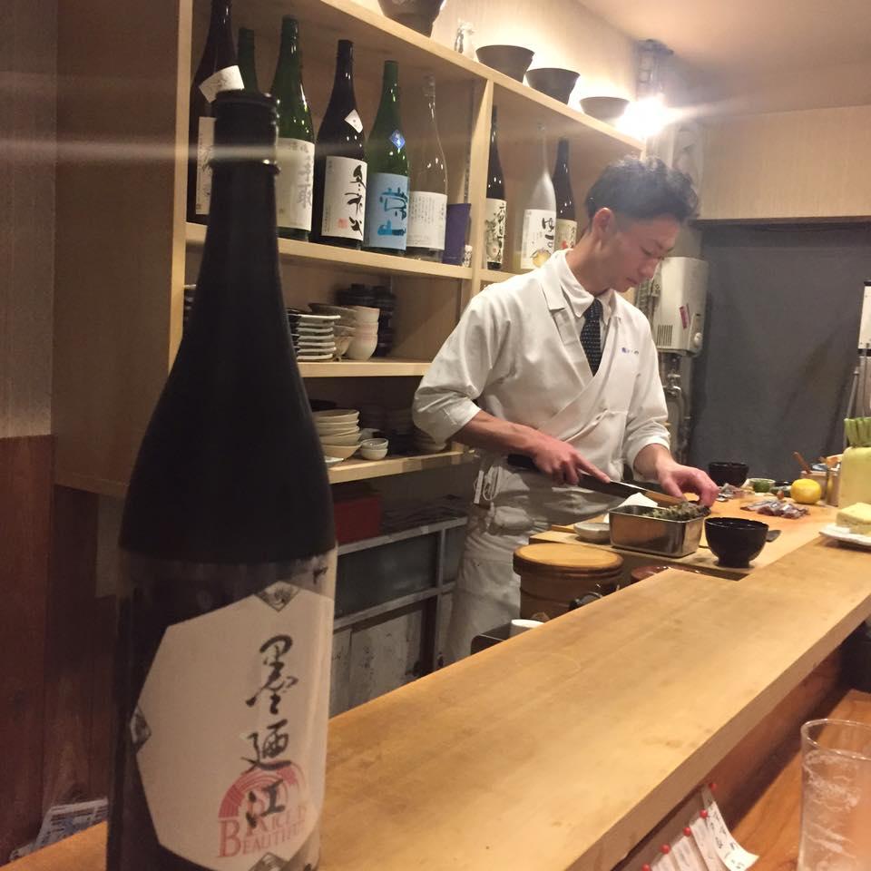 日本酒と肴の相性 日本酒の学校 菊正宗 ...