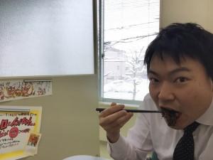 ラーメン友里の高菜27
