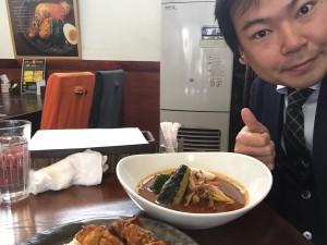 スープカレーらっきょ46