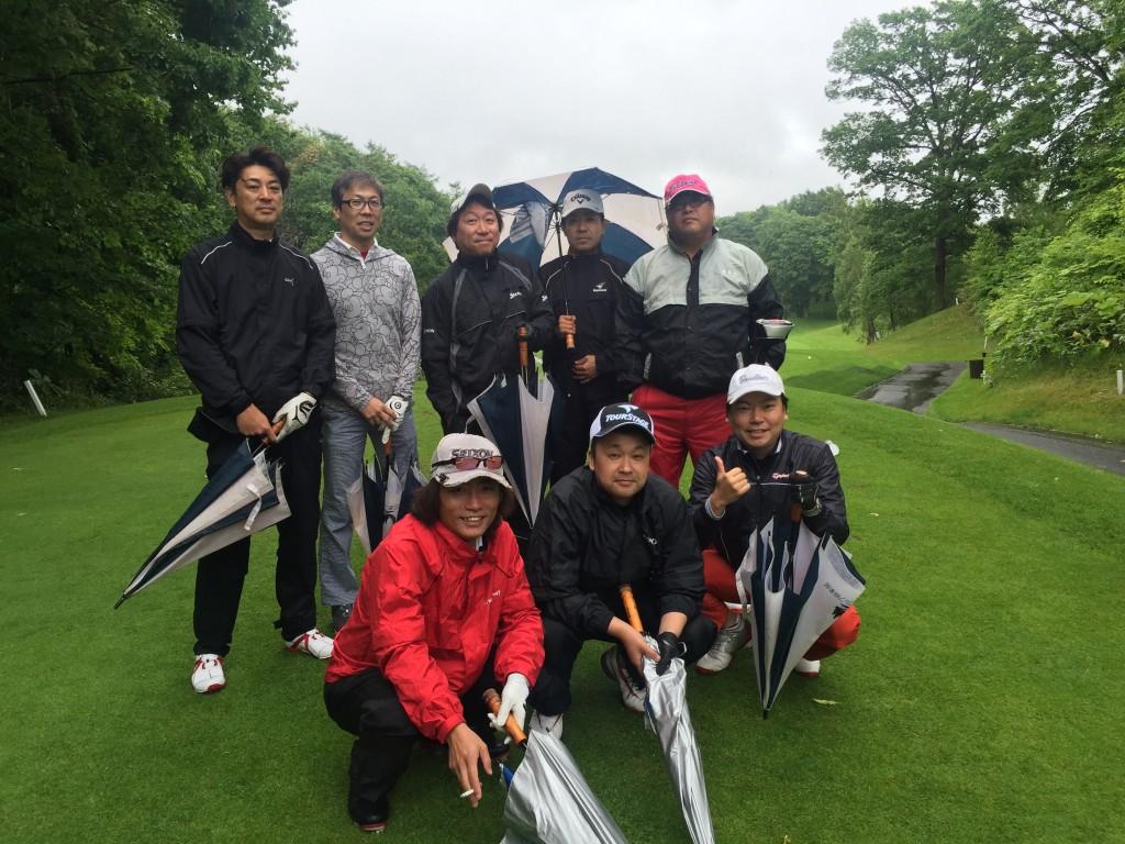 未知の会13Gゴルフコンペ