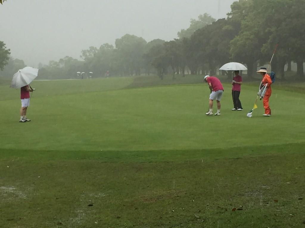 チーム短パンゴルフコンペ06